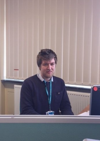 A day in the life of an apprentice - Ben Ingham, Oldham