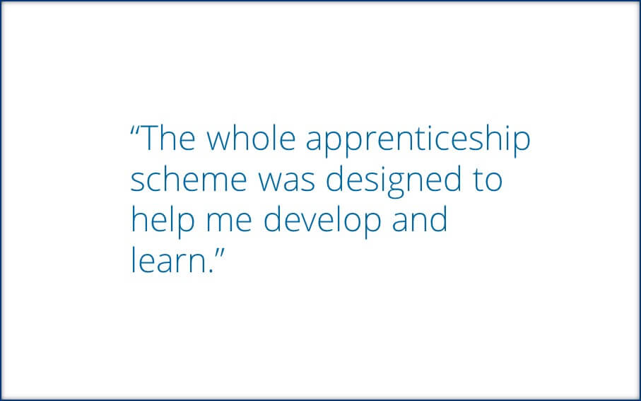 Apprenticeship with an award-winning law firm - Emily Barnes, Hill